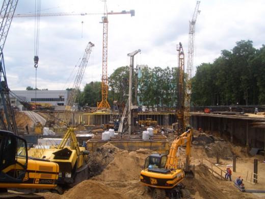 На месте завода Москвич построят новый район