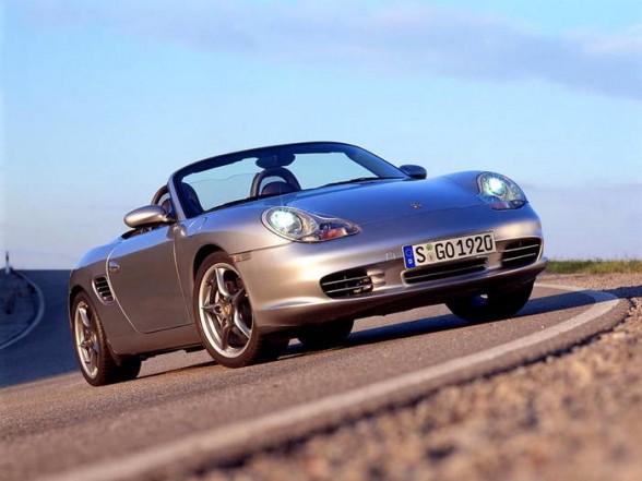 Porsche Boxster, 2004 года