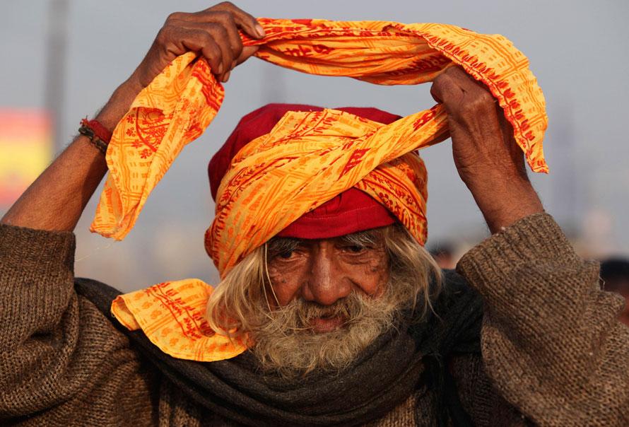 29.01.2010, Индия, Аллахабад
