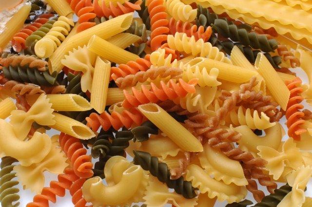 Цельнозерновые макароны
