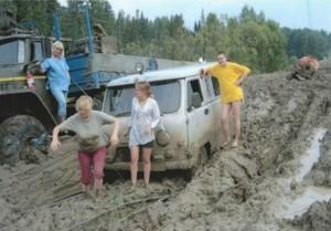 Федеральная автомобильная дорога М56 «Лена», Россия