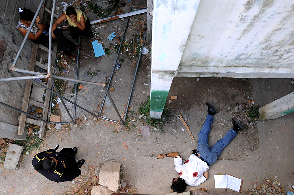 25.03.2010 Гондурас, Тегусигальпе