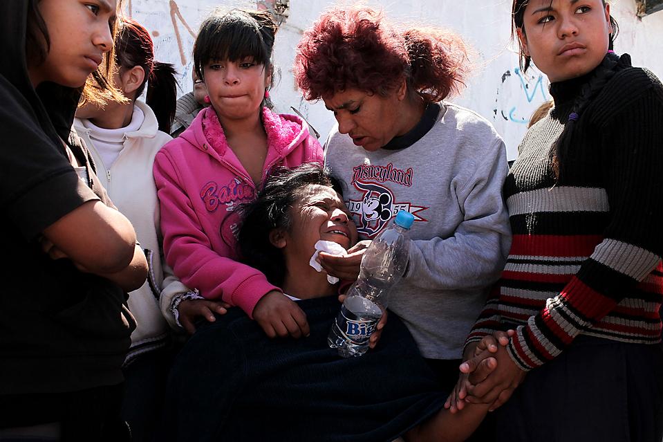 26.03.2010 Мексика, Хуарес
