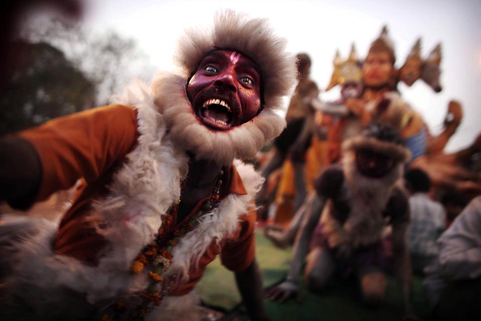 31.03.2010 Индия, Нью-Дели