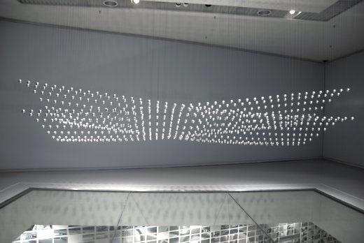 Кинетические скульптуры от BMW