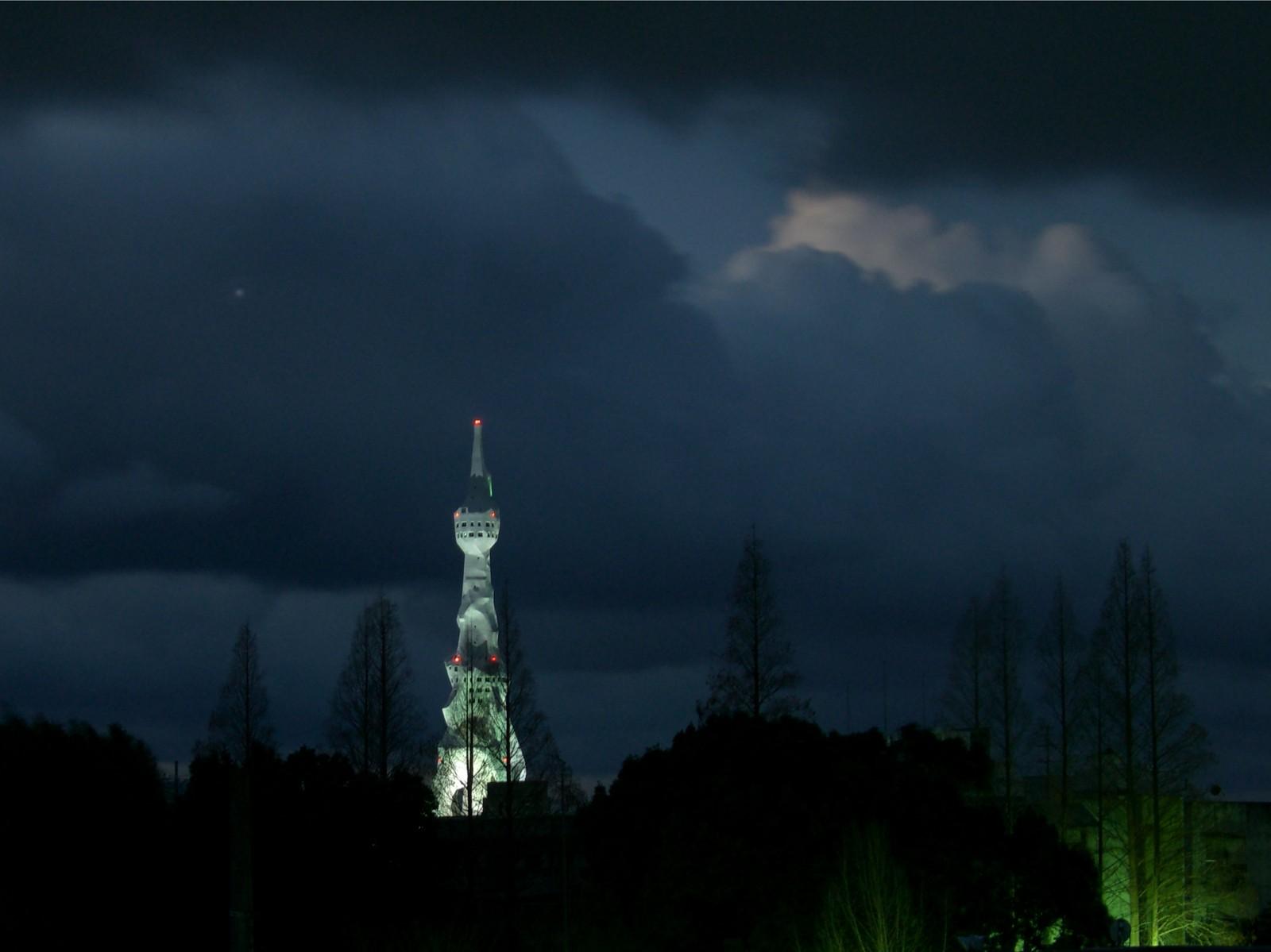 Башня Peace Tower