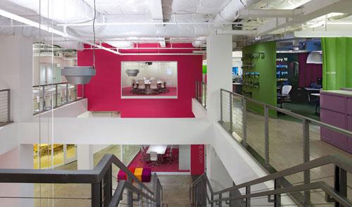 Офис JWT New York