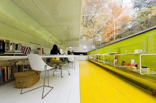 Архитектурное бюро Selgas Cano