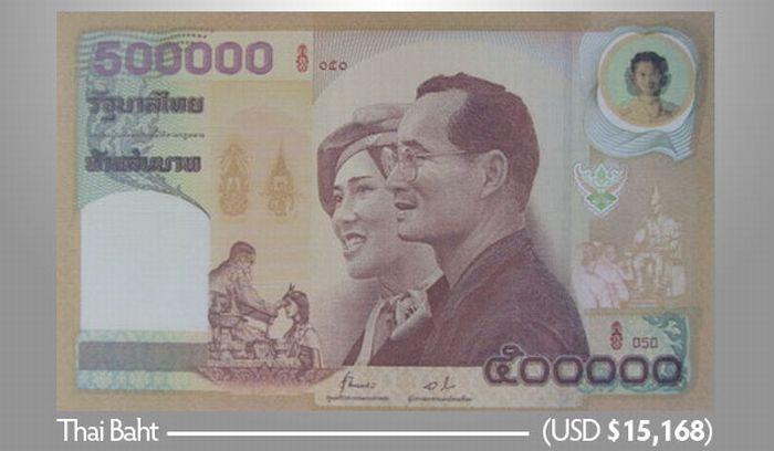 500.000 Тайских бат