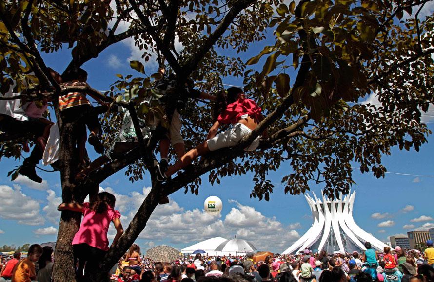 22.04.2010 Бразилия, Бразилиа