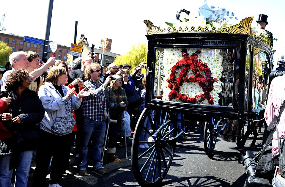 23.04.2010 Великобритания, Лондон