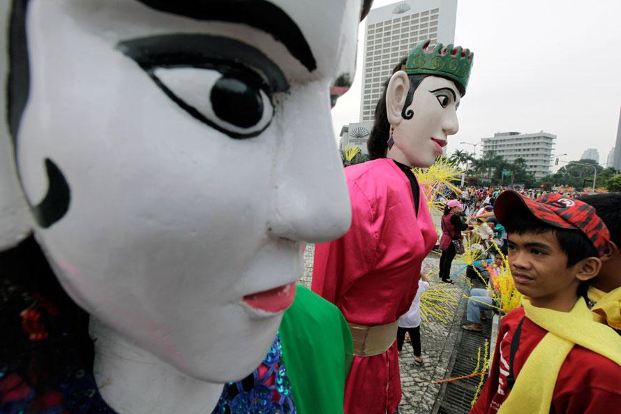 26.04.2010 Индонезия, Джакарта