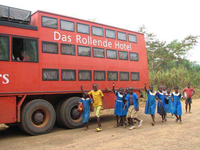 Гостиница на колесах