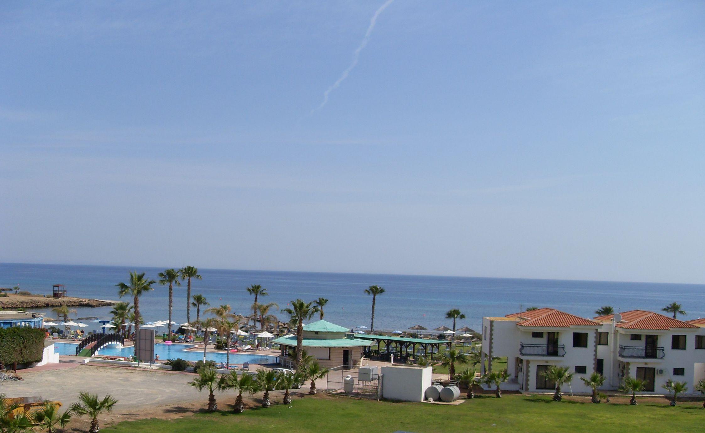 Десятое место — Протарас (Кипр) – курорт для романтиков.