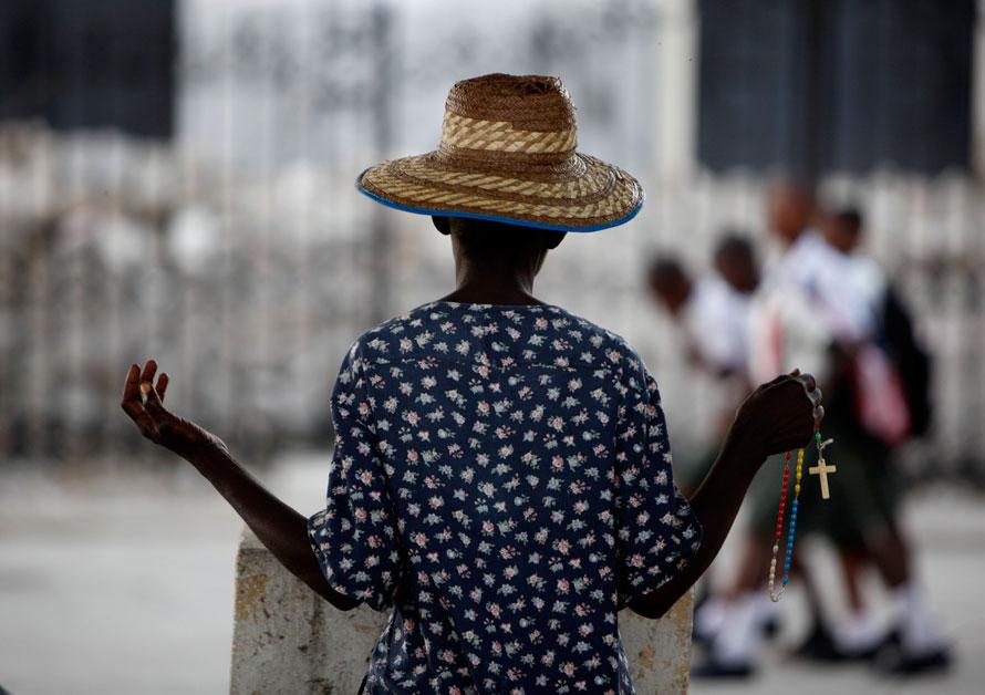 13.05.2010 Гаити, Порт-о-Пренс