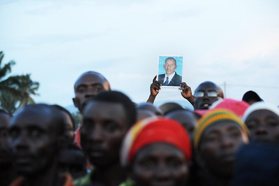 21.05.2010 Бурундия