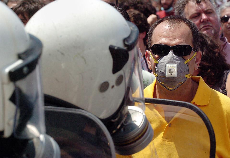 21.05.2010 Греция, Афины