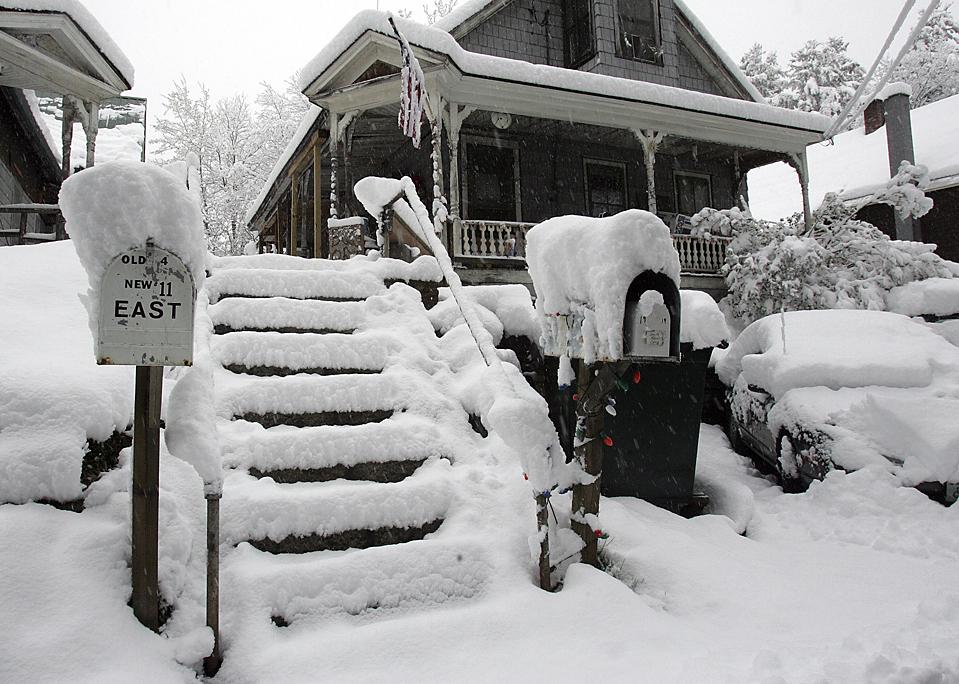 29.04.2010 США, штат Нью-Хэмпшир