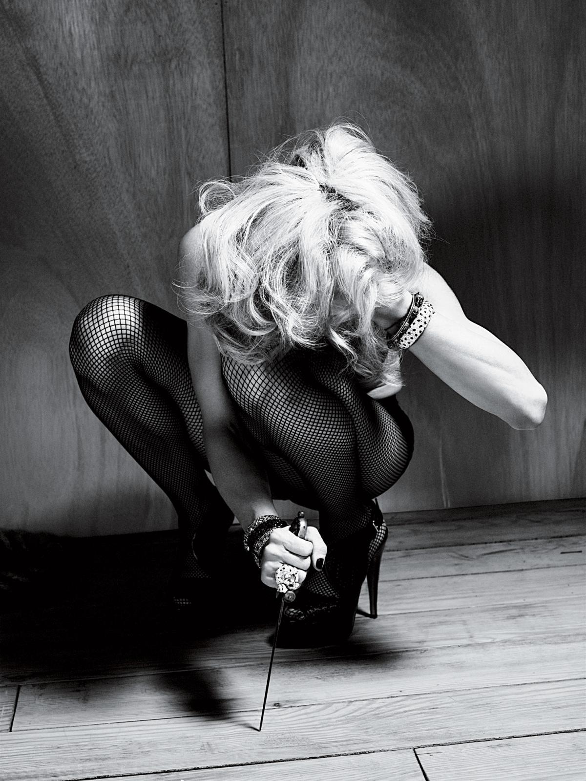 """Интервью с Мадонной для журнала """"Interview Magazine"""""""