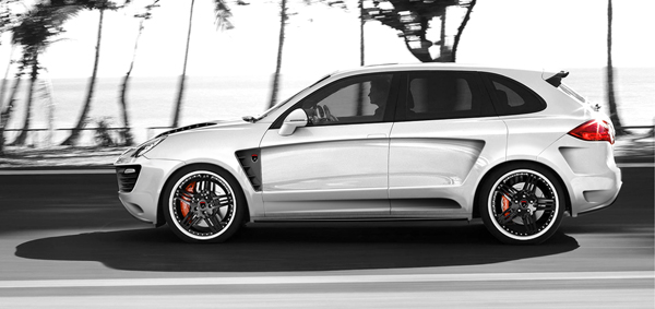 Porsche Cayenne Vantage width=