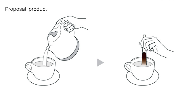 Кофе на палочке - Cappuccino Coffee Stick