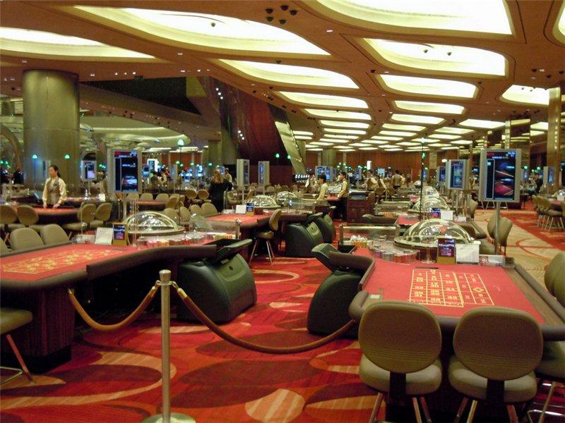 Сингапурское чудо света гостиница Marina Bay Sands