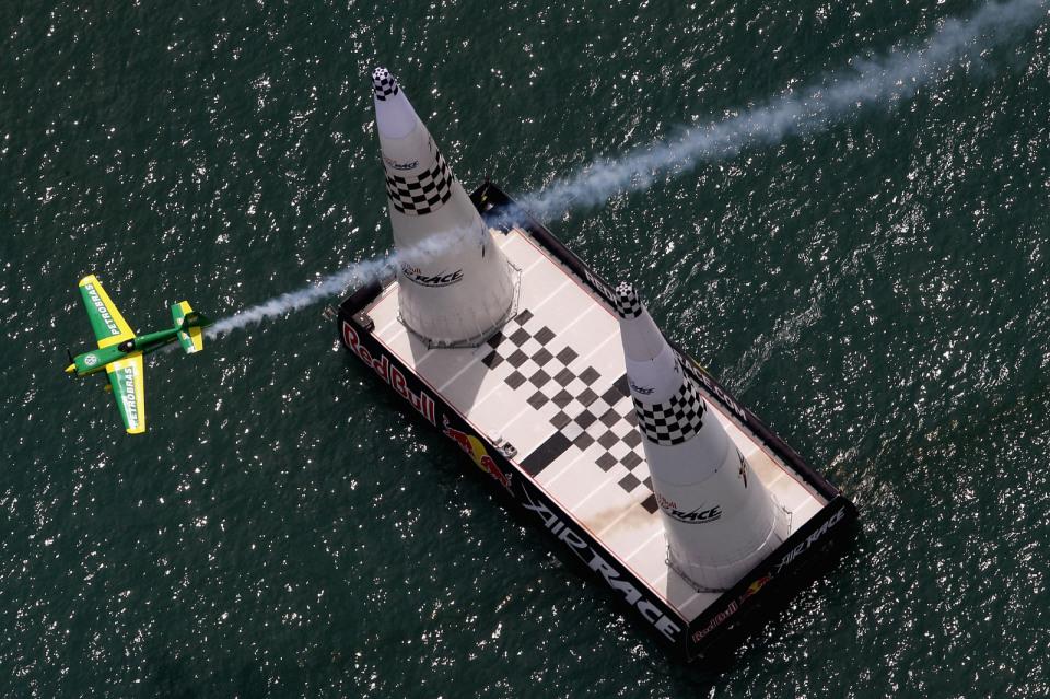 Red Bull Air Race в Канадском Виндзоре