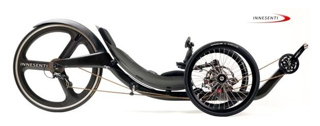 Трицикл наоборот