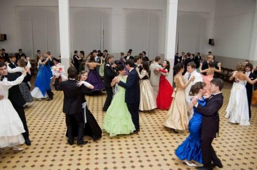 Танец, как средство хорошего настроения