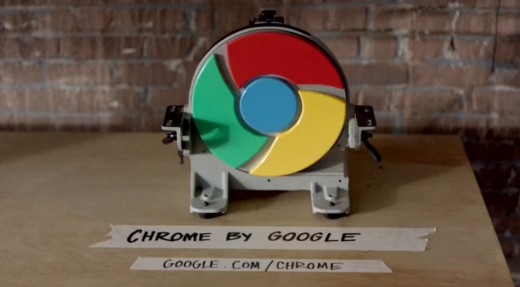 Первая бета-версия Google Chrome 10 ускорилась на 66%