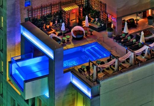 Отель Джоуля в Далласе
