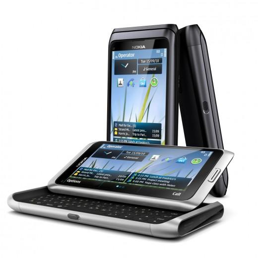 Nokia E7 поступит в продажу 12 апреля