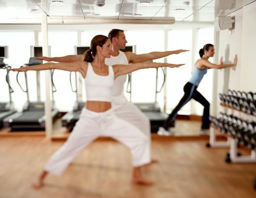 Фитнес является лучшим антидепрессантом