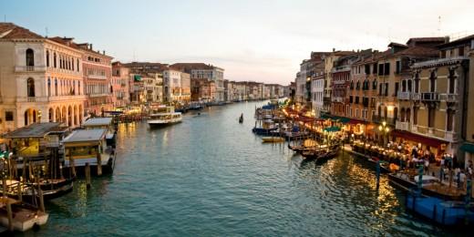 Венеция - один из самых вонючих городов мира