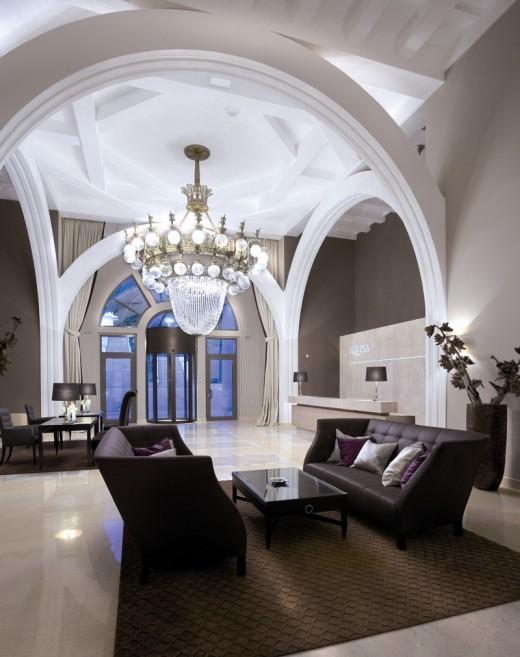 Изысканный отдых в отеле Гранд СПА Родина