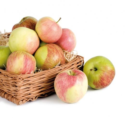 Яблоки могут снизить уровень холестерина