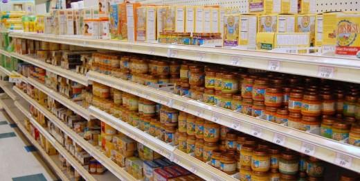 Хороший способ похудеть - детское питание