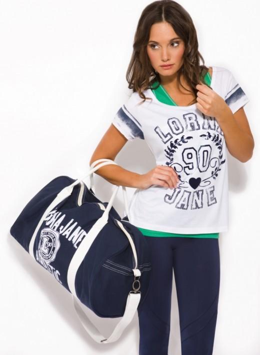 Спортивная сумка для настроения