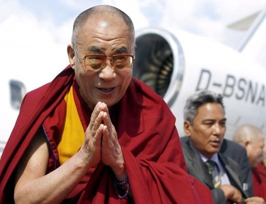 Пекин против встречи Далай-ламы с Обамой