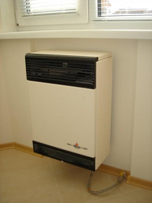 Газовые конвекторы - тепло, надежно, безопасно