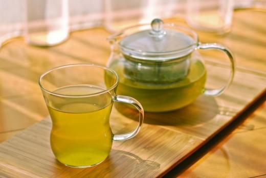 Зеленый чай полезен для сердечно-сосудистой системы?