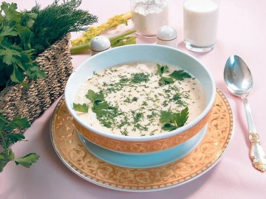 Супы для здоровья и для души