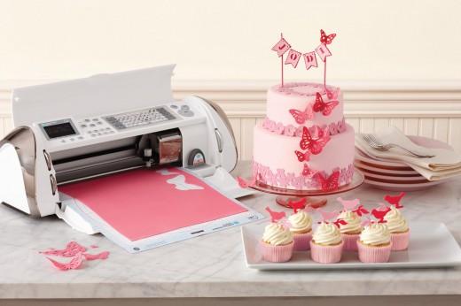 Торт на принтере