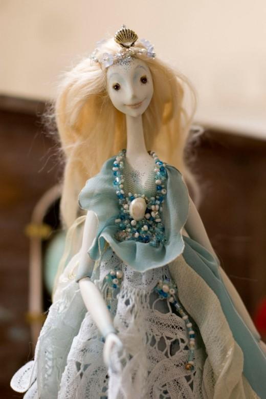 Лучший подарочек - это… кукла, сделанная своими руками