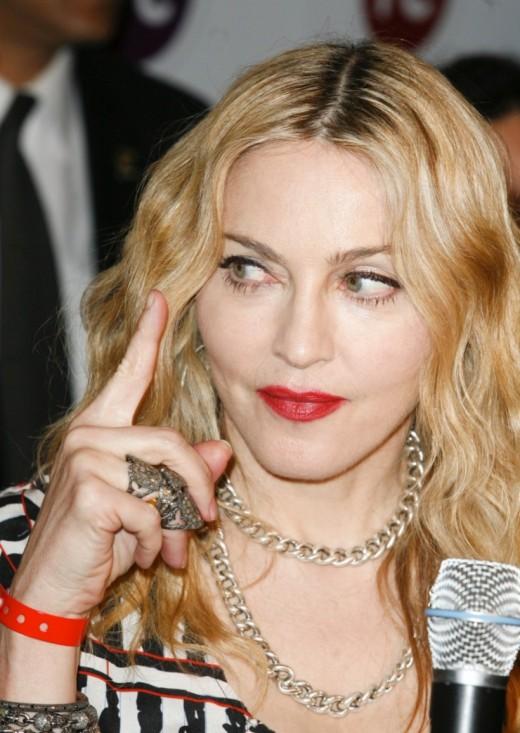 В прокат вышел новый фильм Мадонны