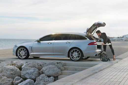 Универсал Jaguar XF Sportbrake представили официально