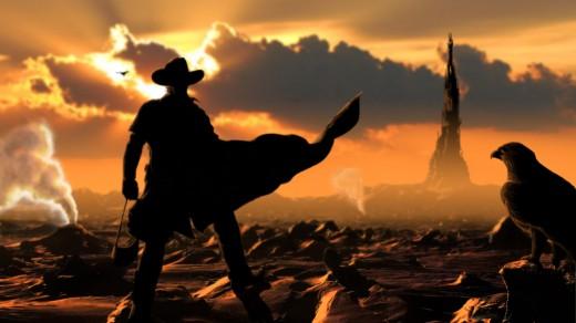 """Темную башню"" Стивена Кинга экранизирует Warner Bros"