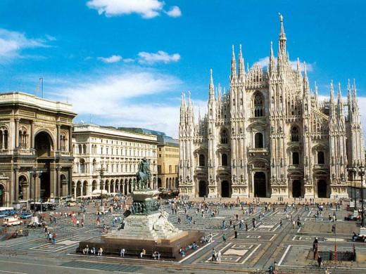 Достопримечательности Милана – «деловой столицы Италии»