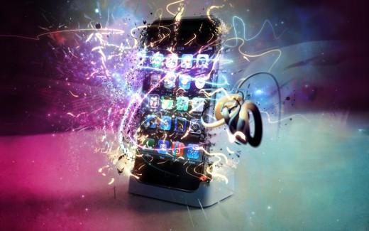 """Новый iPhone сделают из """"жидкого металла"""""""