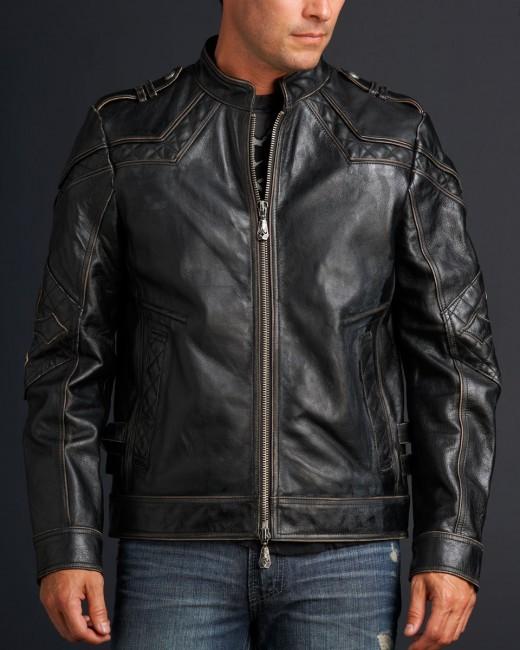 Разновидности кожи для курток